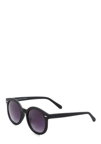 Undercover Starlet Sunglasses by Quay - Black, Solid, Beach/Resort