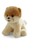 Boo Plush - Brown