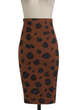 Animal Madness Skirt