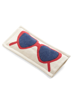 Sun-thing to Love Glasses Case
