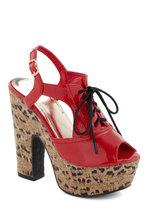 Shoes - Kick of Caliente Heel