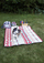 Snappy Trails Picnic Throw
