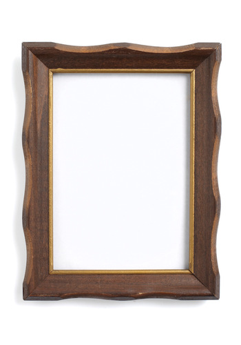 Vintage Natural Fit Picture Frame