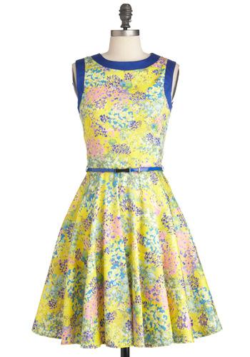 Monet Love Dress