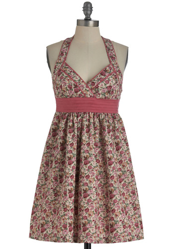 Fortune Favors the Brae Dress