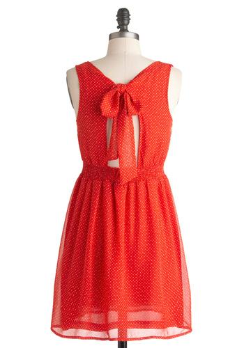 Sprinkle Fever Dress