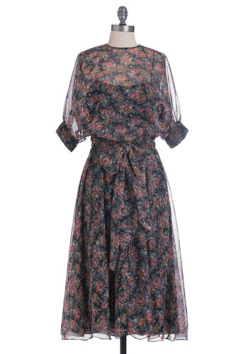 Vintage Potpourri Jamboree Dress
