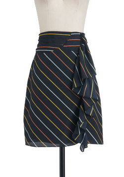 Fine Line of Work Skirt