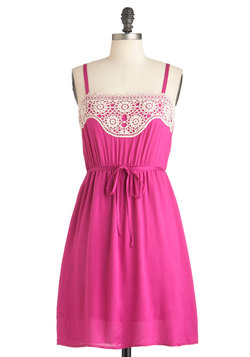 Fuchsia Perfect Dress