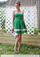 Emerald Smile Dress