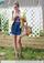 Oceanfront Festival Skirt