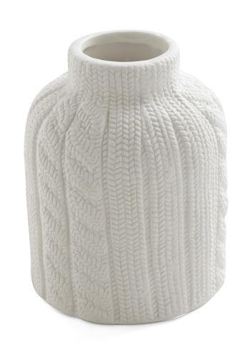 Sweater Yet Vase