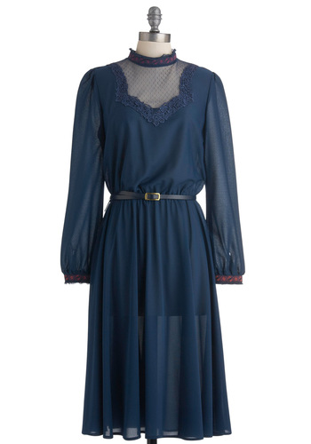 Vintage Breakfast Date Dress