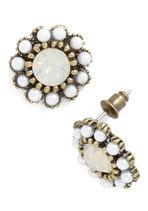 Vintage Wedding Style - Dainty Dazzle Earrings