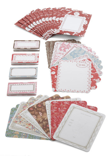Party Paperie Kit by Chronicle Books - Multi, Multi, Floral