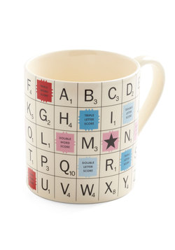 To the Letter Mug