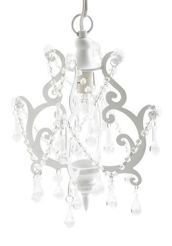 The Crystal Room Chandelier