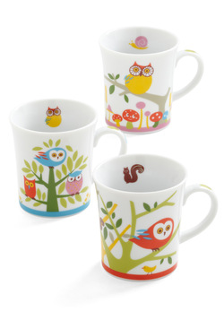 Owl Together Again Mug Set