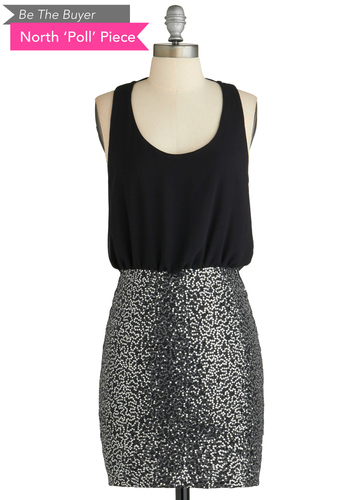 Sample 1978 - Black, Silver, Solid, Backless, Sequins, Party, Sleeveless, Bodycon / Bandage