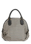 How Striped Is Now? Bag - Black, White, Stripes, Casual, Nautical, Travel