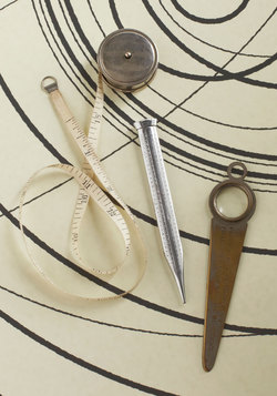 Vintage Tools of the Trademark Desk Set