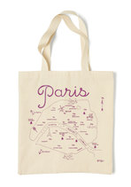 Place to Be Tote in Paris