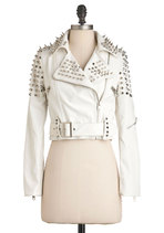 Like a Boss-y Jacket in White from ModCloth