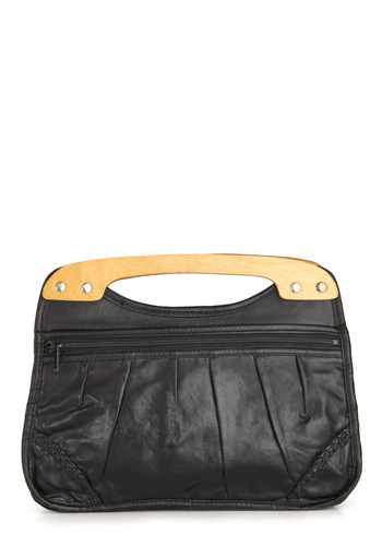 Vintage Museum Date Handbag