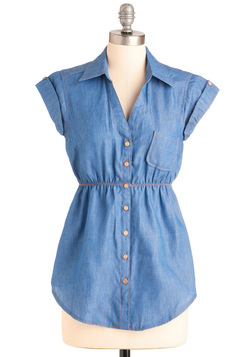 Sidewalk Sale Hostess Top