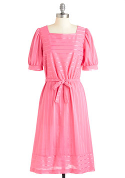 Vintage Delight Up the Night Dress