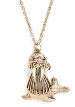 I Will Walrus Love You Necklace