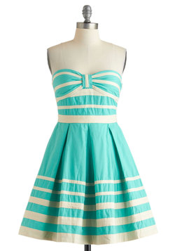 Along These Shorelines Dress