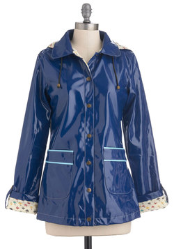 Puddle Together Raincoat