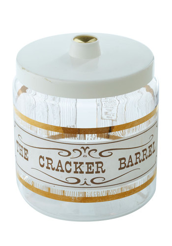 Vintage Barrel of Yum Container