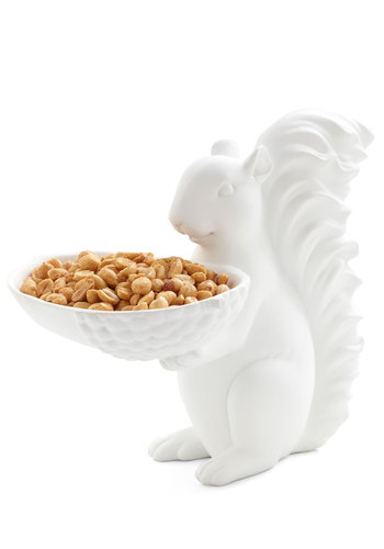 Trail Mix It Up Bowl - White