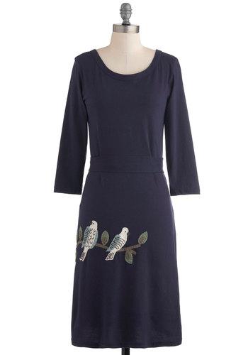 Command the Flock Dress