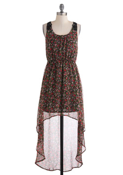Garden Cinema Dress