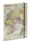 Cargo for It Map Travel Journal - Multi, Travel, Multi, Good