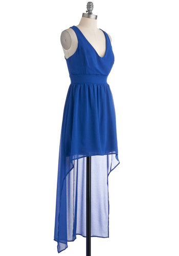 High-Low Can You Go? Dress