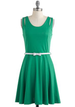 Putting Green Queen Dress from ModCloth
