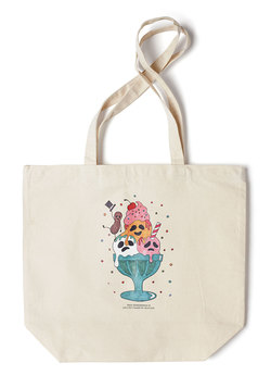 Art's Devotion Tote by Kelly Hickenbottom