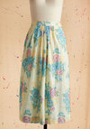 Vintage Indoor Inspiration Skirt