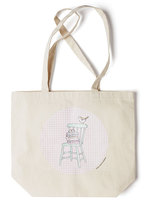 Art's Devotion Tote by Tiffany Atkin