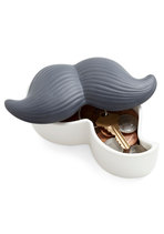 Stache It Away Keepsake Box