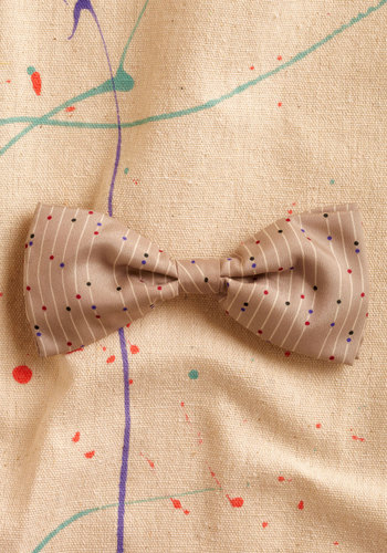 Vintage Can't Re-touch This Bowtie