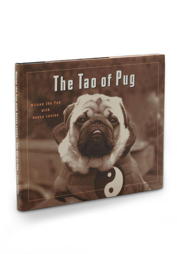 The Tao of Pug by Penguin Books - Multi, Quirky