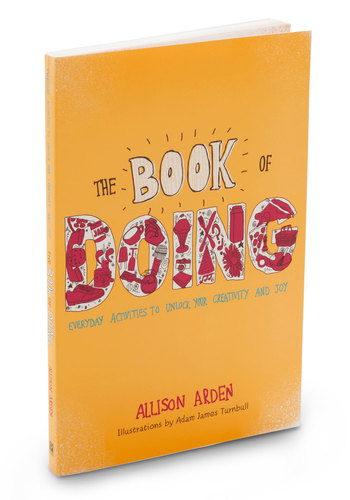 The Book of Doing by Penguin Books - Multi