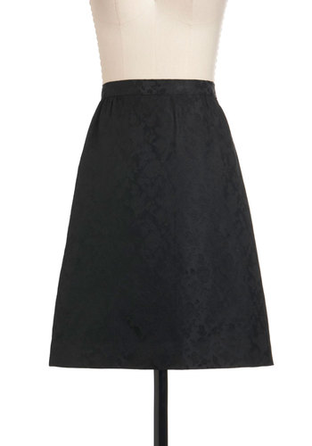 Vintage Formal Fridays Skirt