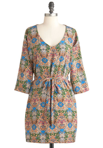 Enlighten Up Dress