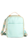 For That Matterhorn Bag - Blue, Yellow, Green, Solid, Floral, Casual, Scholastic/Collegiate, Pastel, Mint